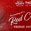 Dreaming of a Red Christmas- Christmas party Night