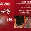 Tackle Teambuilding at Thomond park