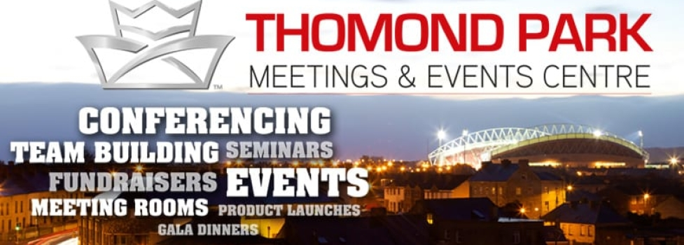 CORPORATE & CONFERENCING AT THOMOND PARK STADIUM