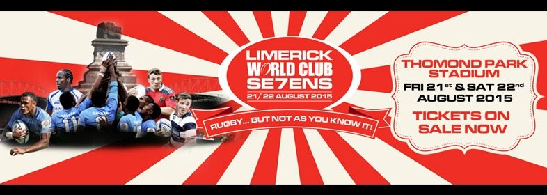 World cup 7s at Thomond park